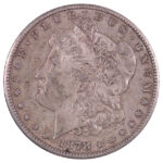 1878 CC Morgan Dollar ef for sale w518 obverse