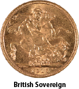 british-sovereign-gold