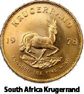south-africa-gold-krugerrand