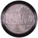 2007 P Little Rock High Desegregation Silver Dollar Ch. BU for sale obverse