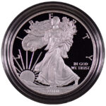 2010 W Proof Silver Eagle for sale obverse