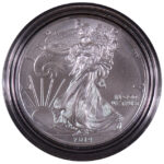 2014 W Uncirculated Silver Eagle for sale obverse