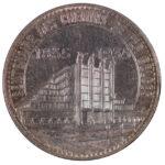 Belgium 1935 50 francs french legend ef-au for sale F171 obverse