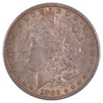 1882 S Morgan Dollar ef45 for sale w539 obverse