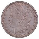 1899 Morgan Dollar ef for sale w566 obverse