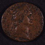 Rome_Imperial_Era_Domitian_AD_81-96_AE_AS_VF_for_sale_W045_obverse