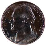 1952 Jefferson Nickel Proof65 for sale w849 obverse
