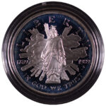 1989 S Congress Bicentennial Silver Dollar Ch. Proof for sale obverse