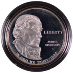 1993 S Bill of Rights Silver Dollar Ch. Proof for sale obverse