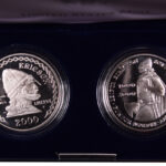 2000 Leif Ericson Collector Set - Obverse