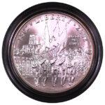 2002 W West Point Bicentennial Silver Dollar Ch. BU for sale obverse