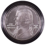2005 P Chief Justice John Marshall Silver Dollar Ch. BU for sale obverse