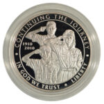 2010 P Boy Scouts of America Centennial Dollar proof for sale obverse