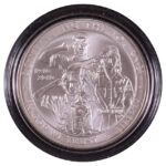 2010 P Boy Scouts of America Centennial Silver Dollar Ch. BU for sale obverse
