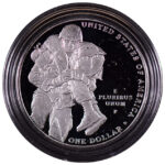 2011 P Medal of Honor Silver Dollar Proof for sale obverse