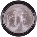 2013 W Girl Scouts of the U.S.A. Centennial Silver Dollar Ch. BU for sale obverse