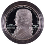 2005 P Chief Justice John Marshall Silver Dollar Ch. Proof for sale obverse