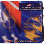 2002 The 50 State Quarters & Euro Coin Collection bu for sale cover