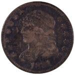 1831 Half Dime fine for sale w1110 obverse
