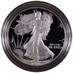 1986 S Proof Silver Eagle for sale obverse