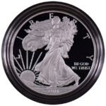2011 W Proof Silver Eagle for sale obverse