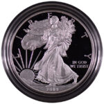 2014 W Proof Silver Eagle for sale obverse