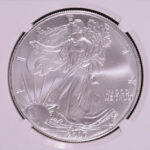 close-up-2007-silver-eagle-dollar-ms69-ngc-for-sale-3681496-059-obverse