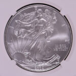 close-up-2009-silver-eagle-dollar-ms69-ngc-for-sale-3686133-073-obverse