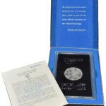 1881 CC Morgan Dollar Uncirculated GSA Package