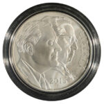 2015 March of Dimes Commemorative Dollar bu for sale obverse