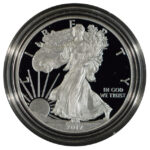 2017 W Proof Silver Eagle for sale obverse