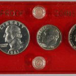 1961 proof set for sale obverse