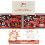 2005 Silver Proof Set for sale obverse