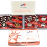 2006 Silver Proof Set for sale obverse