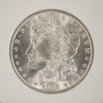 Close up 1888 Morgan Dollar MS65 NGC for sale 1985249-033 obverse