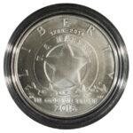 2015 P US Marshals Service 225th Anniversary Commemorative Dollar bu for sale obverse