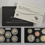 2017 225th Anniversary Enhanced Uncirculated Coin Set for sale obverse
