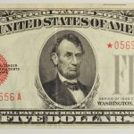 1928 C $5 Legal Tender Star Note FR#1528star vf35 for sale 05697556a face