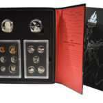 2005 United States Mint American Legacy Set proof for sale box