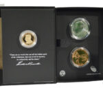 2013 Theodore Roosevelt Coin and Chronicles Set for sale display