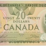 Canada 1979 $20 Note P-93 cu 52165768118 for sale face
