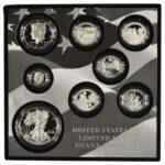 2017 United States Mint Limited Edition Silver Proof Set for sale obverse