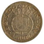 India-Portuguese 1947 Rupia ef for sale f307 obverse
